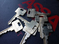 ASSA High Security Keys