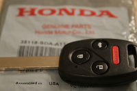 OEM Honda Remote Head Key