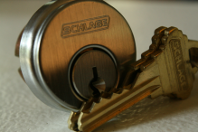 Schlage mortise cylinder & keys